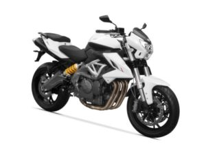 Rent a Benelli naked 600R
