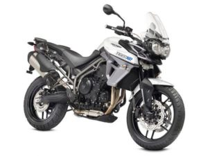 Rent a Triumph Tiger 800