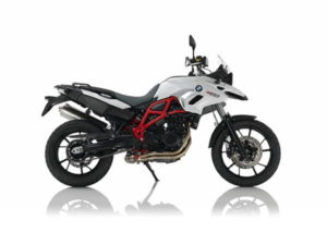 Rent a BMW 700GS