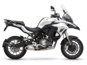 Rent a Benelli TRK 502