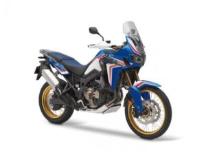 Rent a Honda Africa Twin